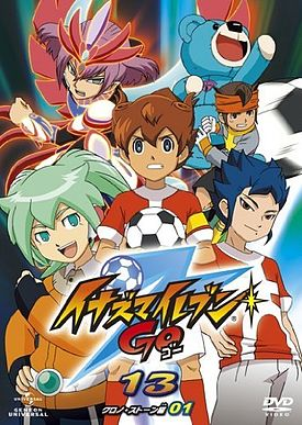 Watch Series Inazuma Eleven Go Chrono Stone Season 1