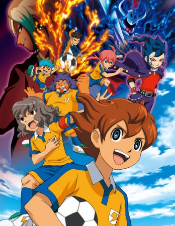 Inazuma Eleven Go Season 1 123Movies
