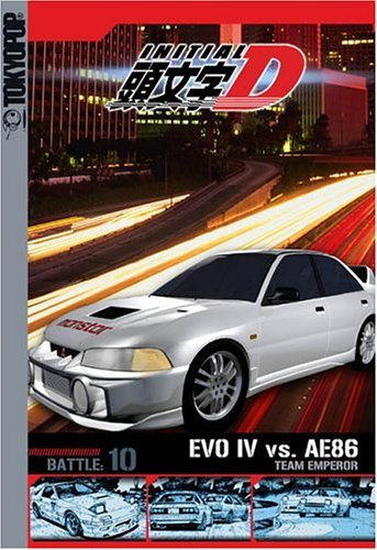 Watch Series Initial D Second Stage Season 1