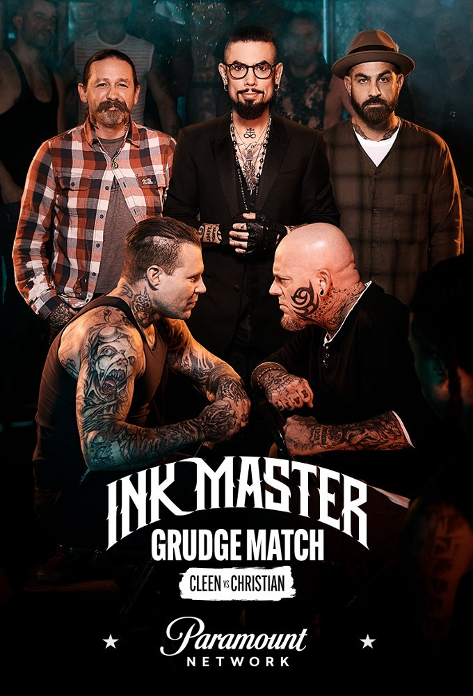 Ink Master Grudge Match Season 1 putlocker