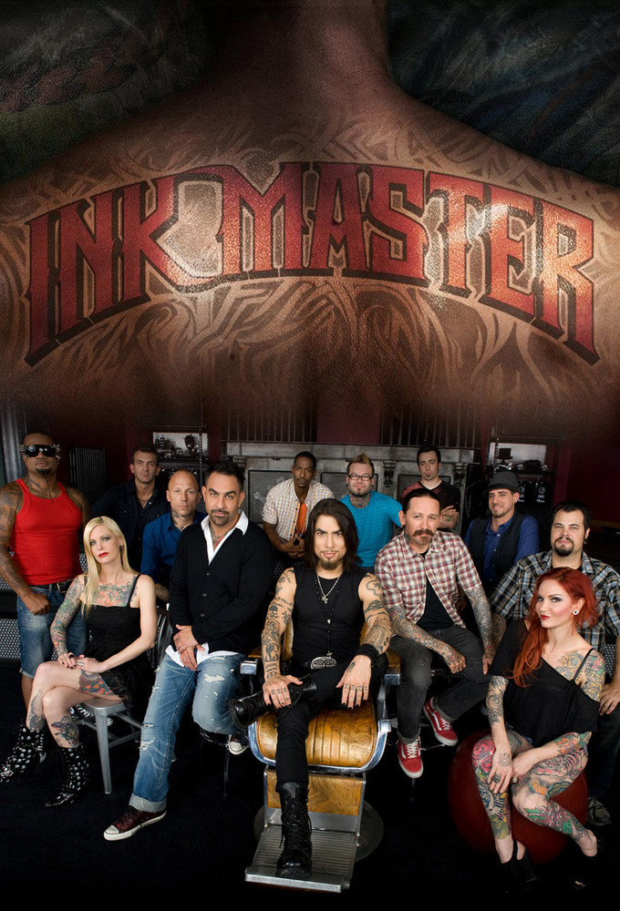 Watch Free HD Series Ink Master Season 13