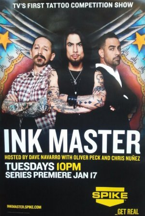 Ink Master Season 2 123Movies