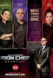 Watch Series Iron Chef Gauntlet Season 2