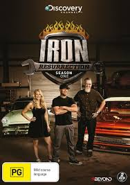 Iron Resurrection Season 3 123movies
