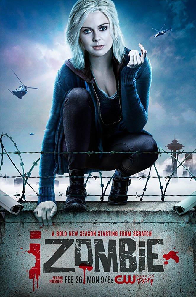 iZombie Season 4 Full Episodes 123movies