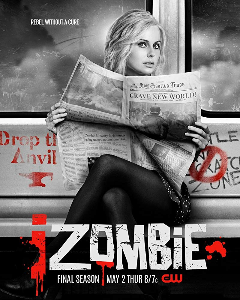 Watch Series iZombie Season 5
