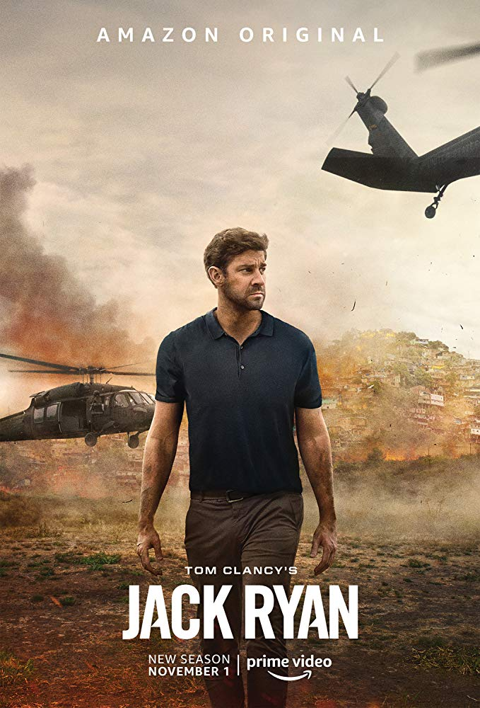 Jack Ryan Season 2 123Movies