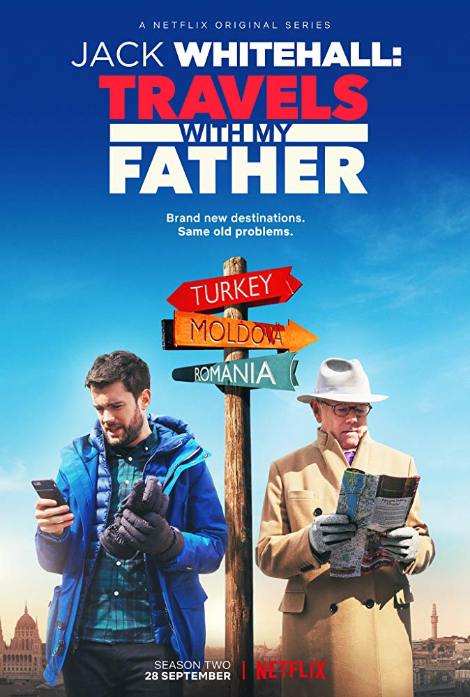 Jack Whitehall Travels with my Father Season 3 123Movies