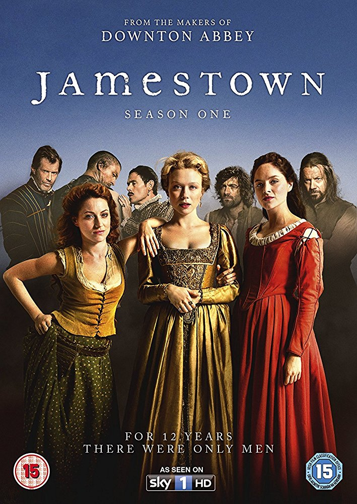 Watch Series Jamestown Season 2