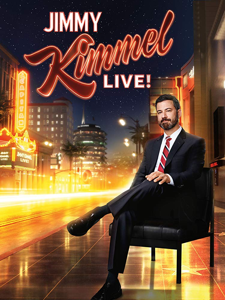 Jimmy Kimmel Live Season 17 123movies