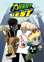 Watch Series Johnny Test Season 3