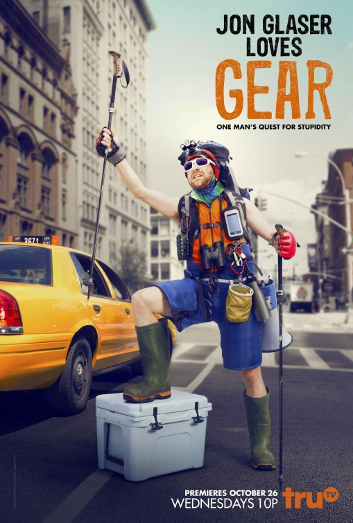 Jon Glaser Loves Gear Season 1 123Movies