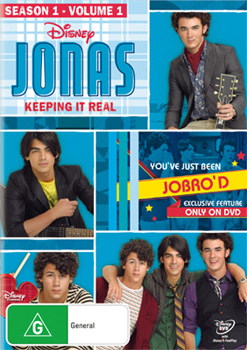 JONAS Season 1 123Movies