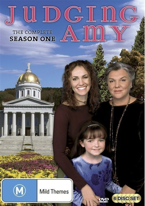 Watch Series Judging Amy Season 1