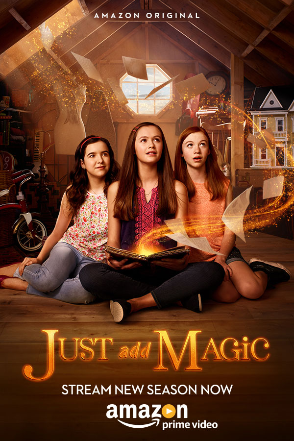 Just Add Magic Season 2 123Movies