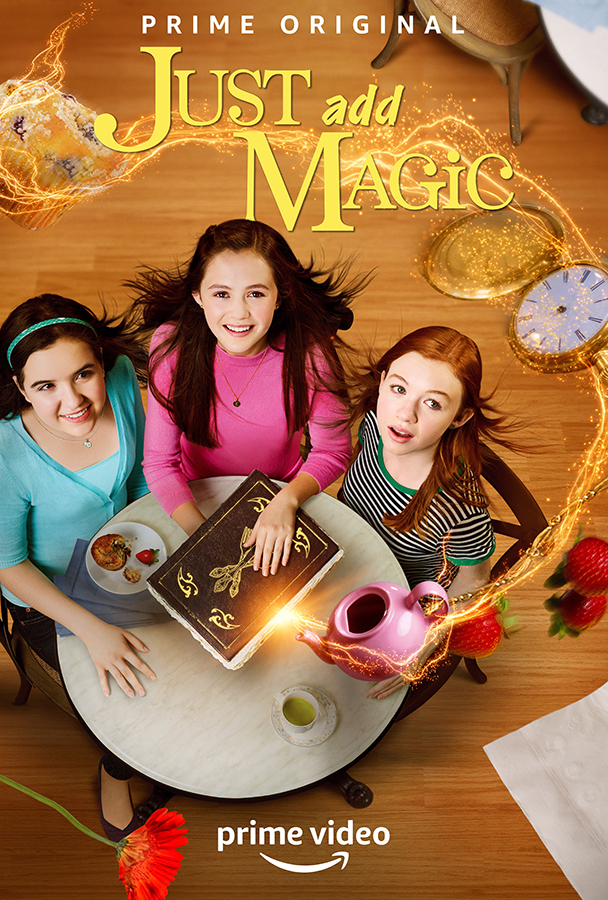 Just Add Magic Season 3 funtvshow