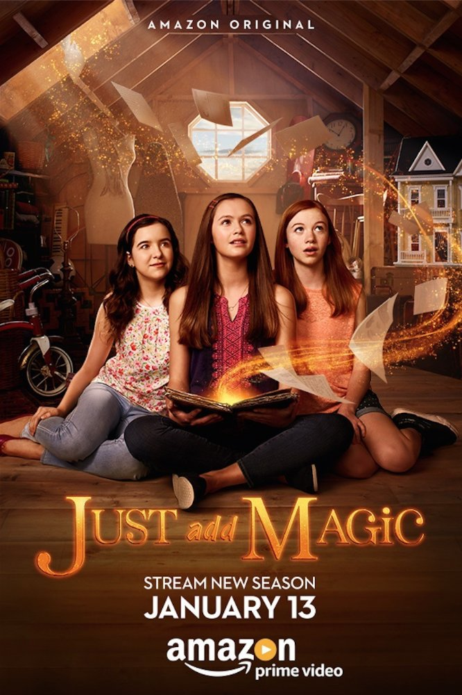 Just Add Magic Season 1 123Movies