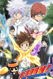 Watch Series Katei Kyoshi Hitman Reborn Season 1