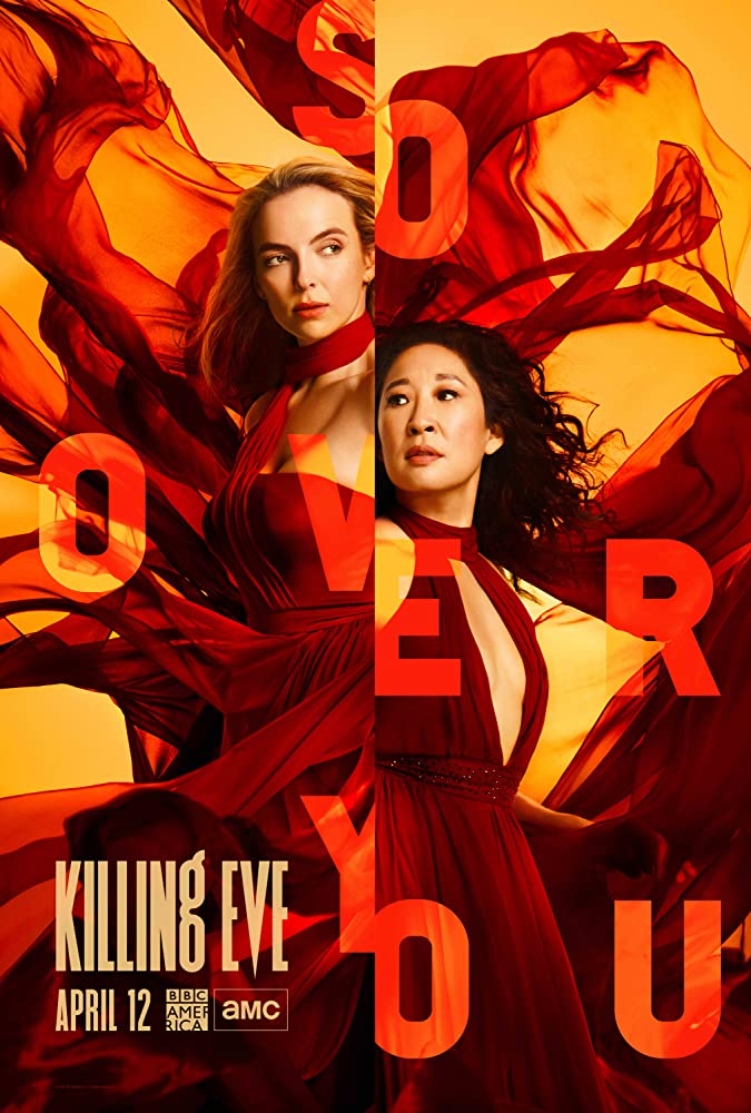 Killing Eve Season 3 funtvshow