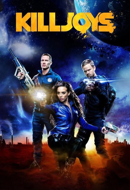 Killjoys Season 3 123streams