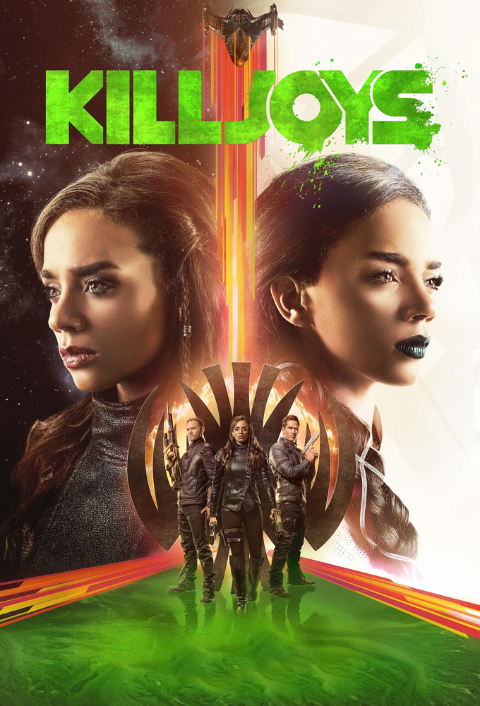 Watch Series Killjoys Season 5