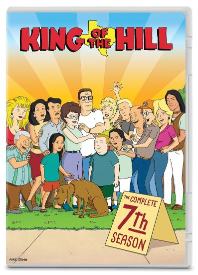 Watch Series King of the Hill Season 3