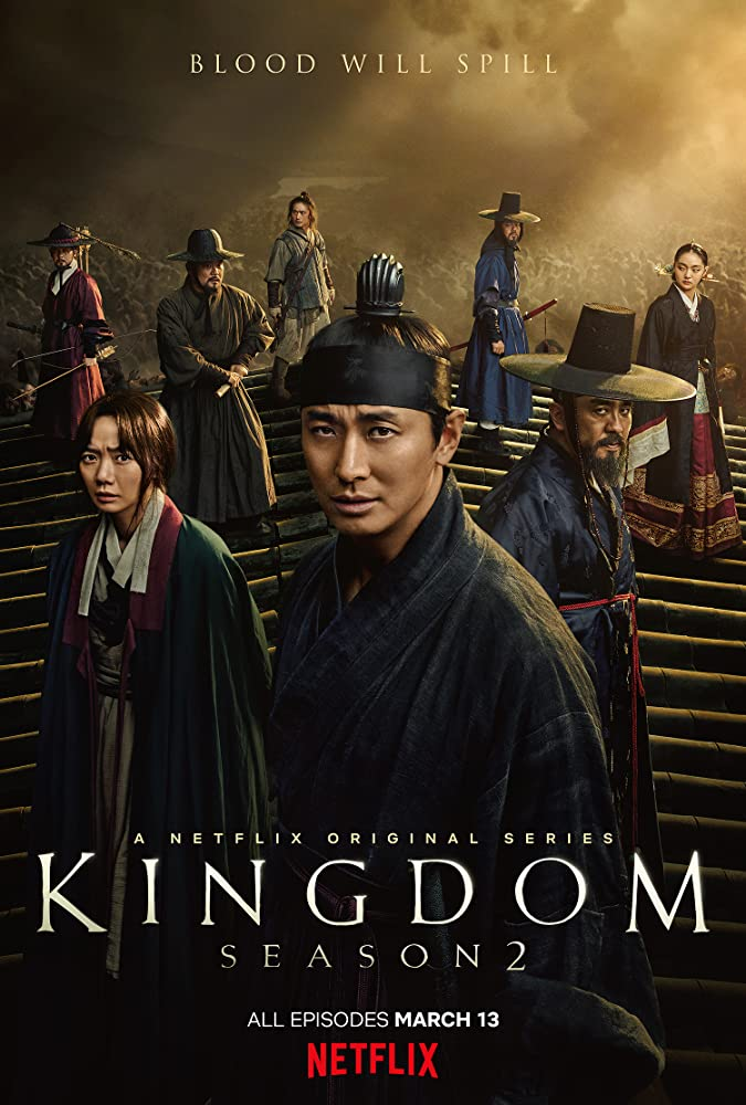 Kingdom (2019) Season 2 Projectfreetv