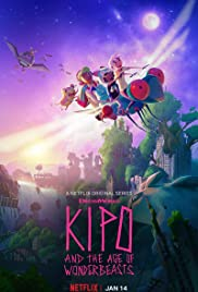 Kipo and the Age of the Wonderbeasts Season 1 123Movies