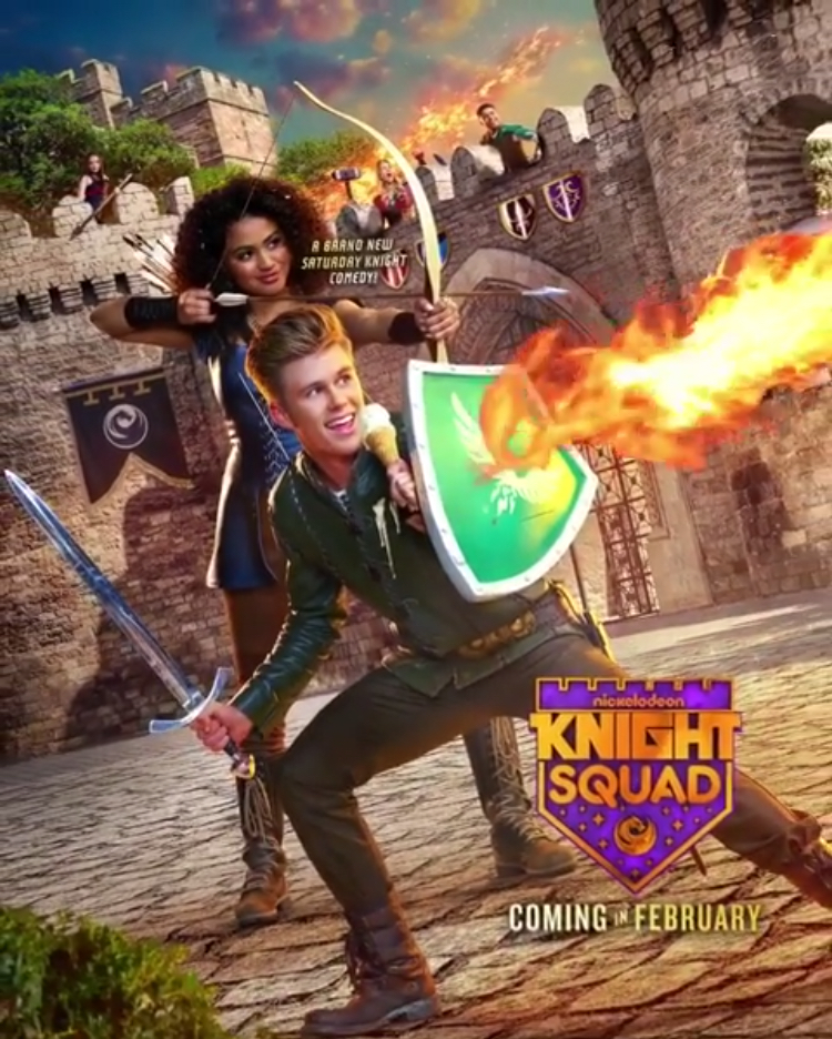 Knight Squad Season 1 MoziTime