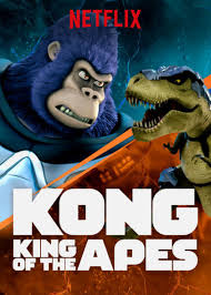 Watch Series Kong King Of The Apes Season 2