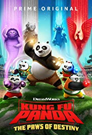 Kung Fu Panda The Paws of Destiny Season 1 123Movies
