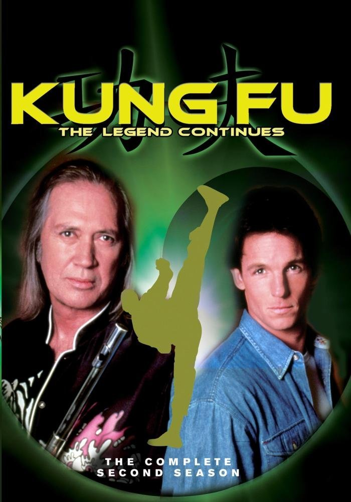 Watch Series Kung Fu The Legend Continues  Season 4