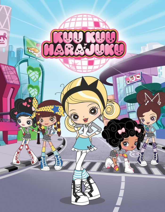 Kuu Kuu Harajuku Season 1 123Movies