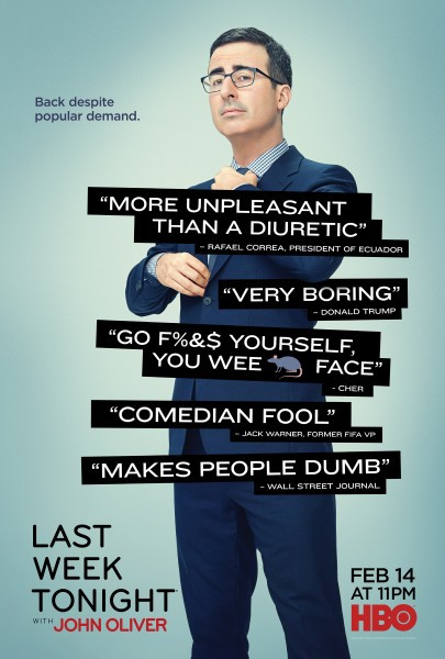 Last Week Tonight With John Oliver Season 1 Full Episodes 123movies