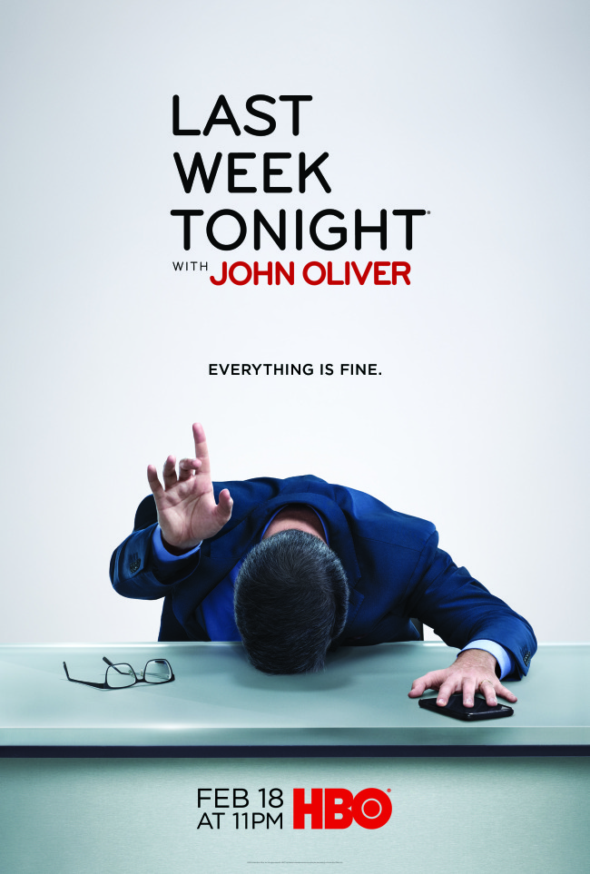 Last Week Tonight With John Oliver Season 6 funtvshow