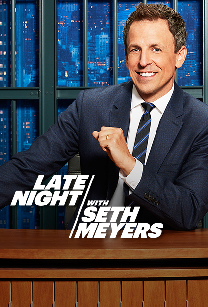 Late Night with Seth Meyers Season 8