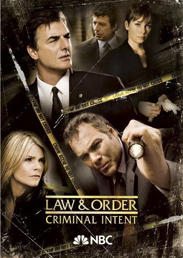 Law and Order Criminal Intent Season 5 funtvshow
