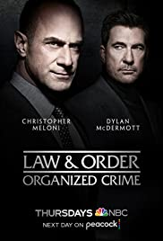 Law And Order Organized Crime Season 1