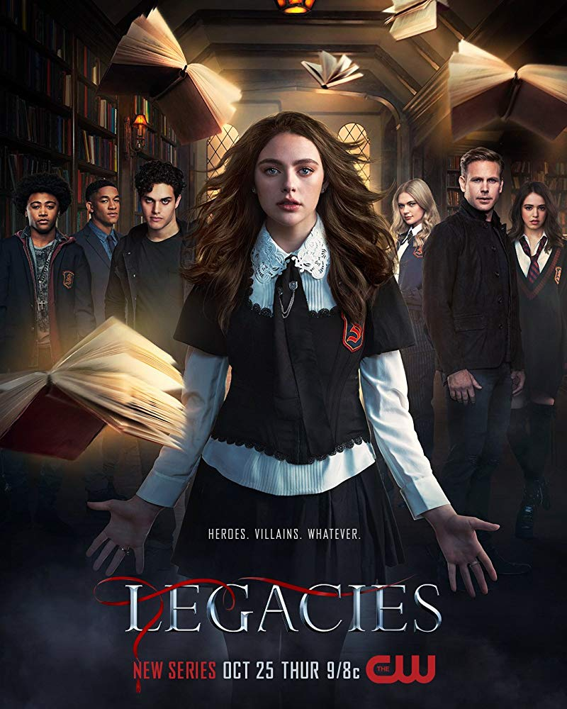 Watch Series Legacies Season 2