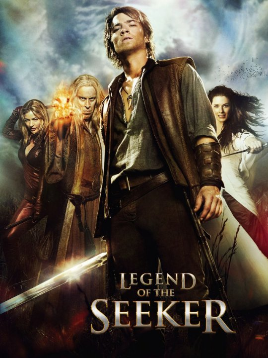 Watch Series Legend Of The Seeker Season 2