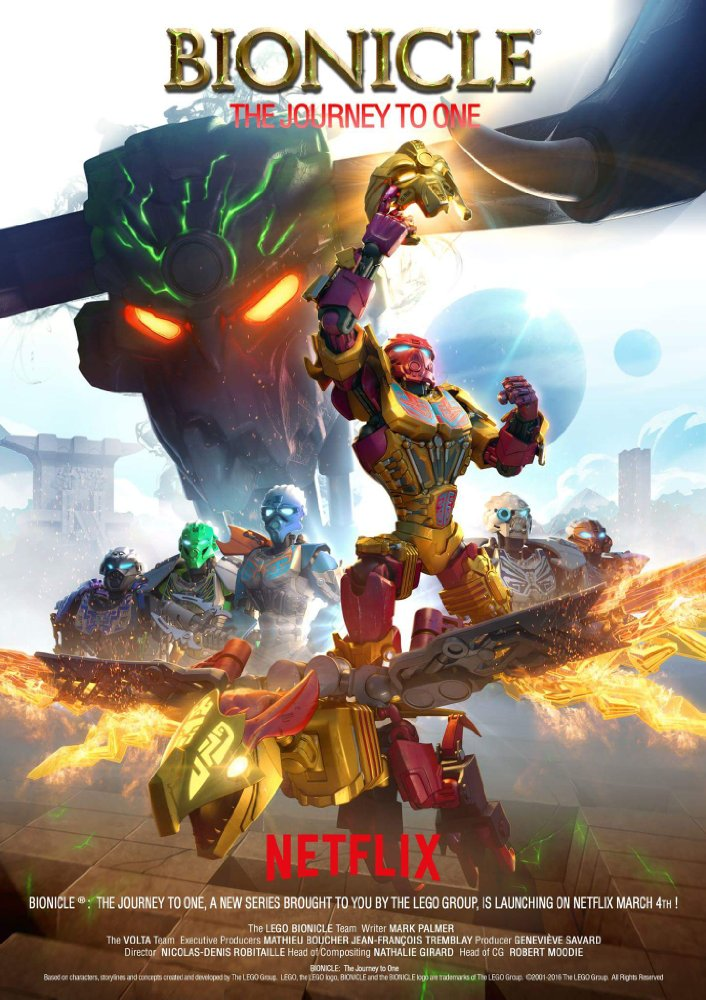 LEGO Bionicle The Journey to One Season 1 123Movies