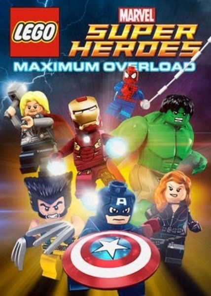 Watch Series Lego Marvel Super Heroes Maximum Overload Season 1