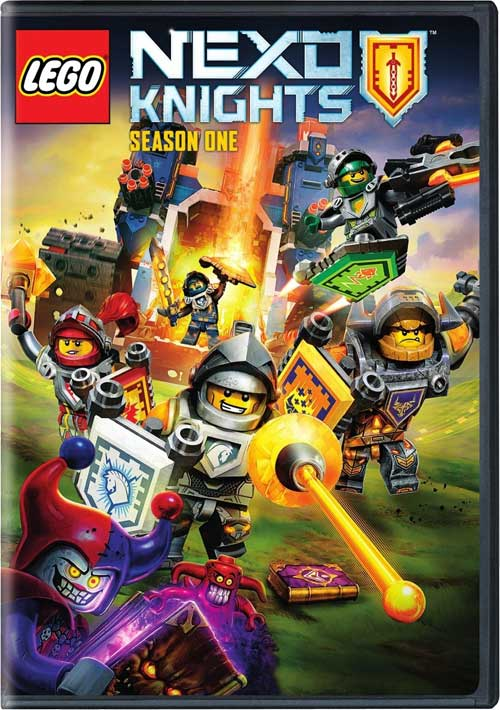 Watch Series Lego Nexo Knights Season 2