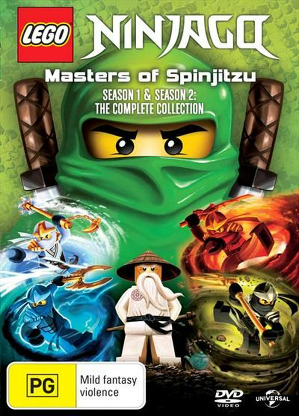 LEGO Ninjago Masters of Spinjitzu Season 2 123Movies