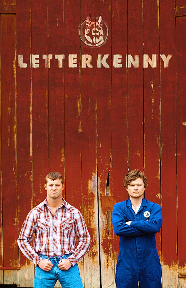 Watch Series Letterkenny Season 7
