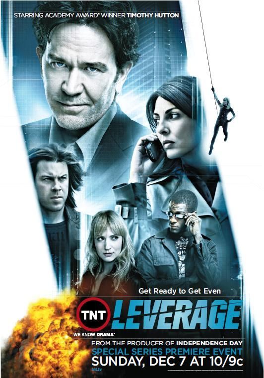 Watch Series  Leverage Season 5