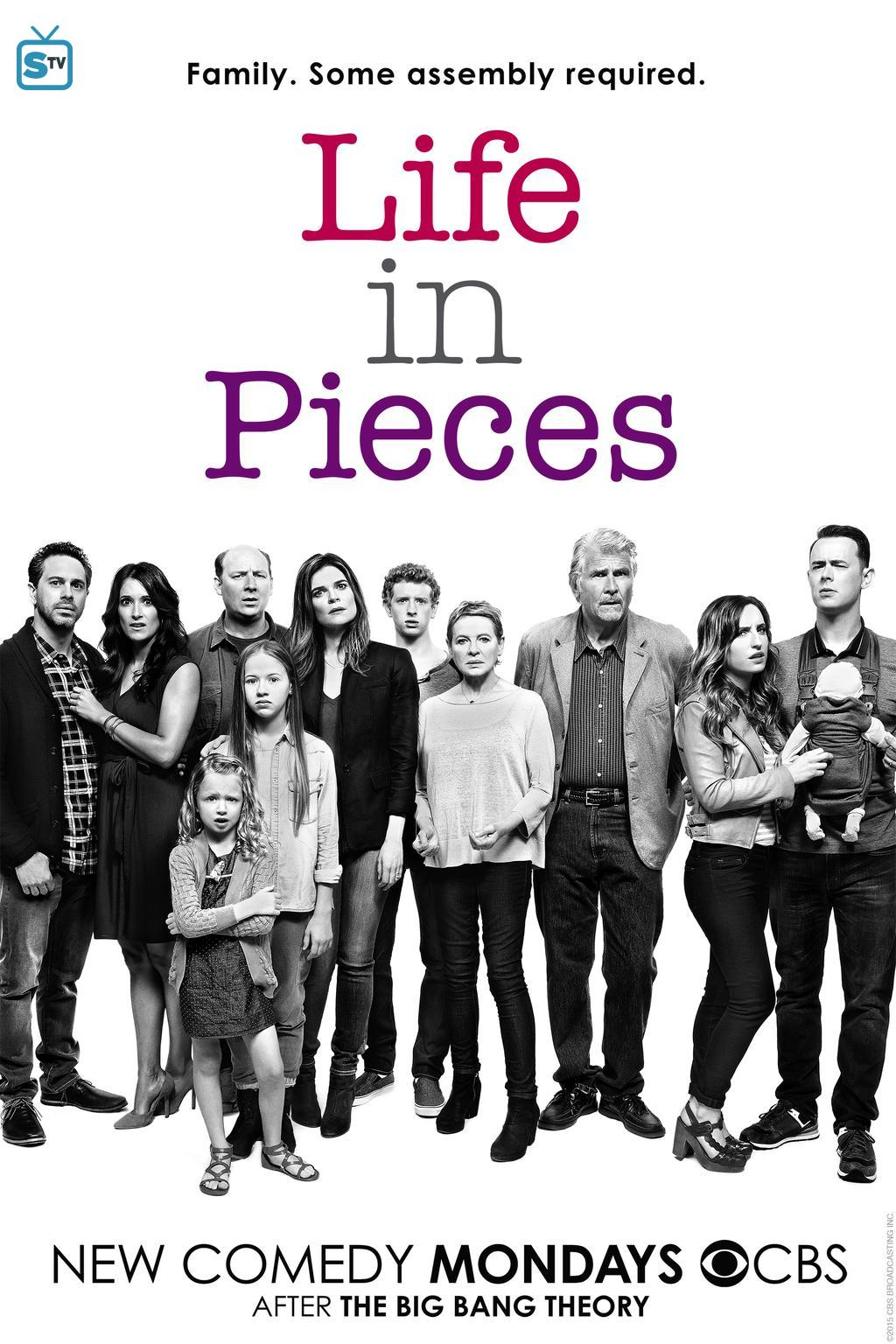Life in Pieces Season 1 123Movies