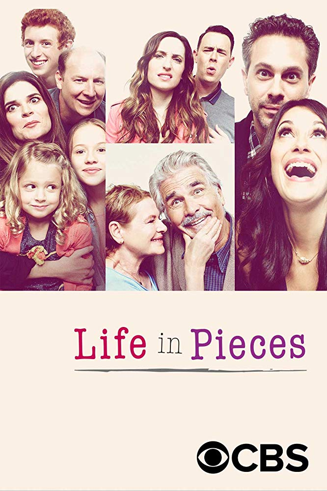 stream Life in Pieces Season 4