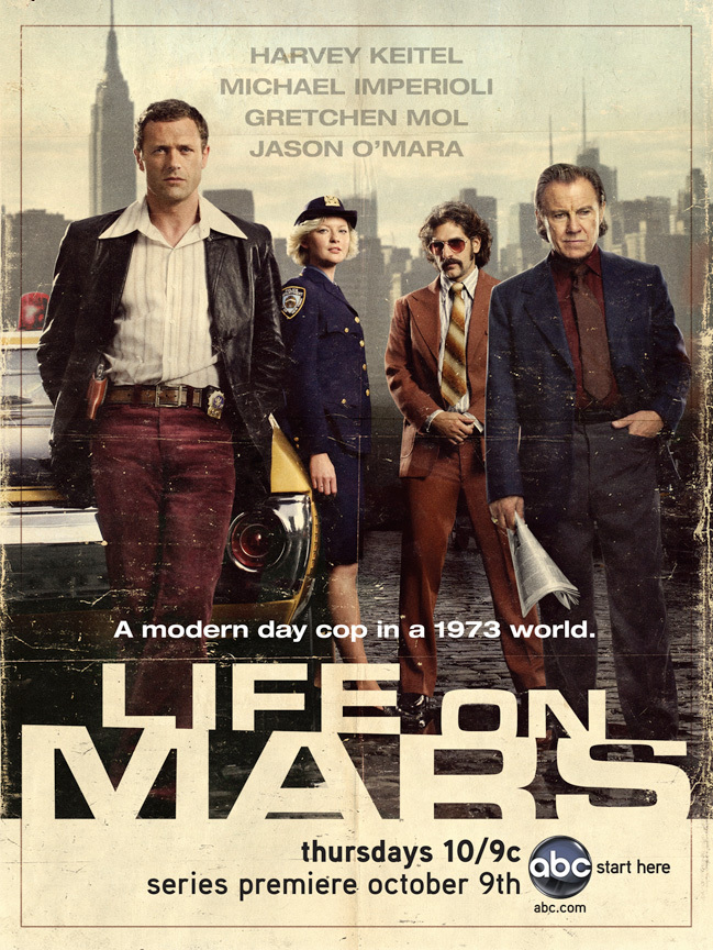 Life on Mars (US) Season 1 123Movies