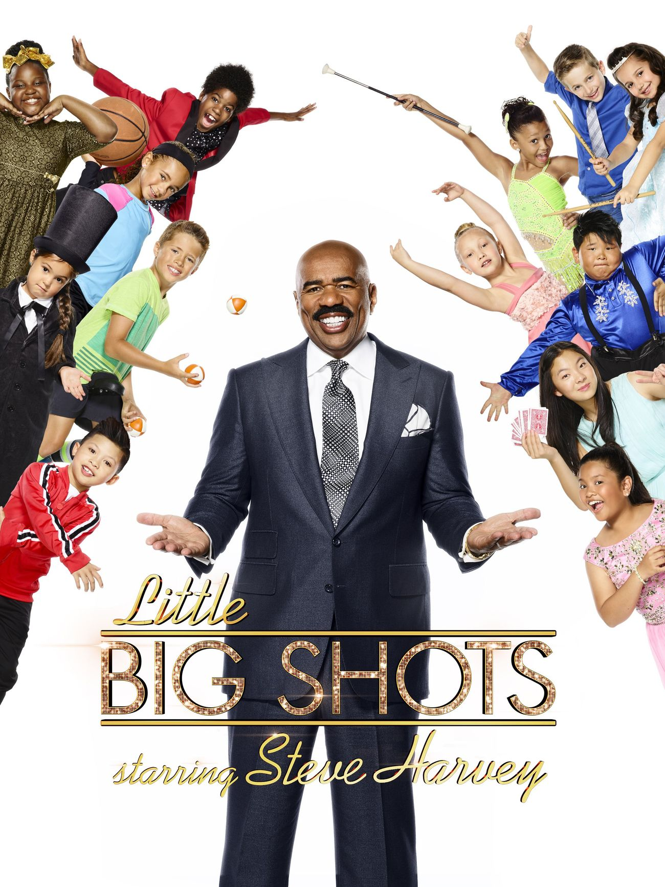 Little Big Shots Season 3 123Movies